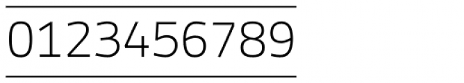 Macho Box Thin Font OTHER CHARS