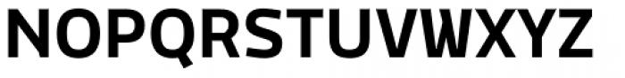 Macho Modular Bold Font UPPERCASE