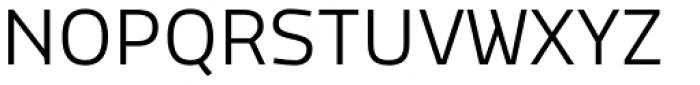 Macho Modular Light Font UPPERCASE