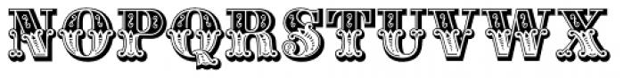 Madame Pro Regular Font UPPERCASE