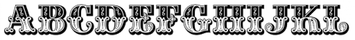 Madame Pro Regular Font LOWERCASE
