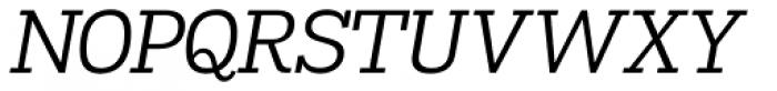 Madawaska Book Italic SC Font UPPERCASE