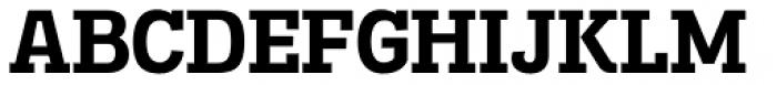 Madawaska Heavy Font UPPERCASE