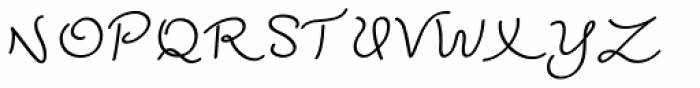 Madeleine Font UPPERCASE