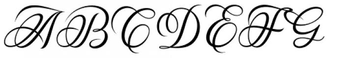 Madelican Regular Font UPPERCASE
