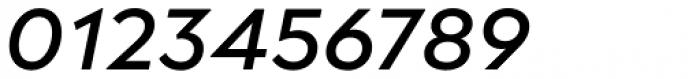 Madera Medium Italic Font OTHER CHARS