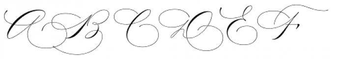 Madison Street Stylistic Font UPPERCASE