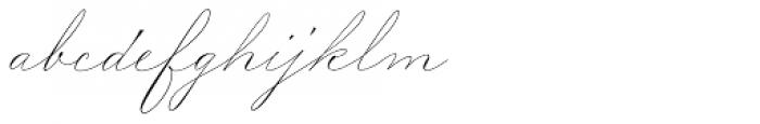 Madison Street Font LOWERCASE
