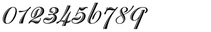 Madisonian Engraved Font OTHER CHARS