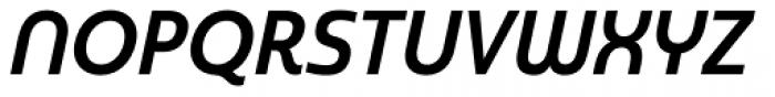 Madurai Normal Bold Italic Font UPPERCASE