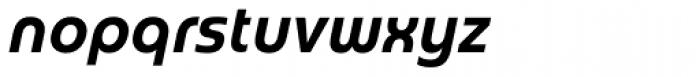 Madurai Normal Bold Italic Font LOWERCASE