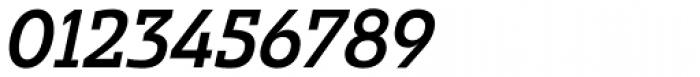 Madurai Slab Demi Italic Font OTHER CHARS