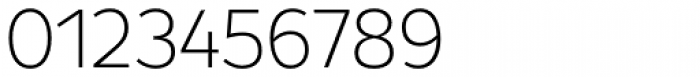 Magallanes Condensed ExtraLight Font OTHER CHARS
