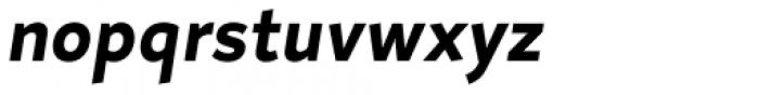 Magdelin Alt Bold Italic Font LOWERCASE
