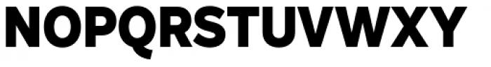 Magdelin Black Font UPPERCASE