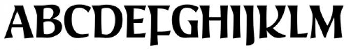 Mage Antique Bold Font UPPERCASE