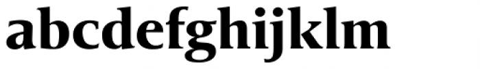 Magellan Bold Font LOWERCASE