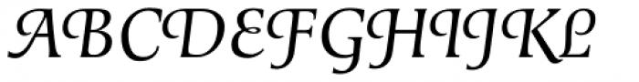 Magellan-Swash Font UPPERCASE