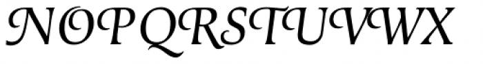 Magellan-Swash Font LOWERCASE