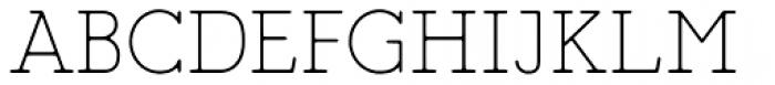 Magendfret Light Font UPPERCASE