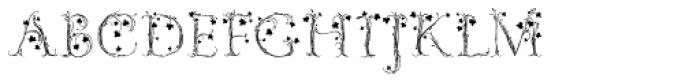 Magic Ivy Regular Font UPPERCASE