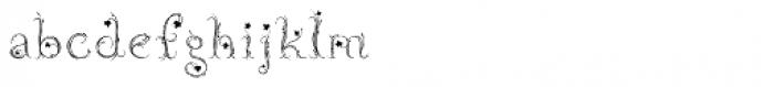 Magic Ivy Regular Font LOWERCASE