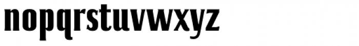 Magica Onyx III Bold Font LOWERCASE
