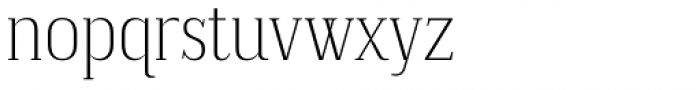 Magica Ruby V Light Font LOWERCASE