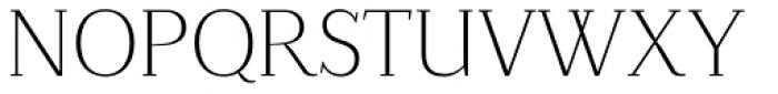Magica Ruby X Light Font UPPERCASE