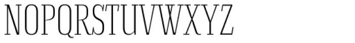 Magica Topaz III Light Font UPPERCASE