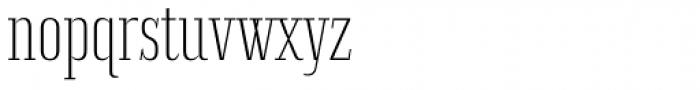 Magica Topaz III Light Font LOWERCASE