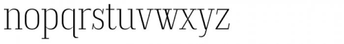 Magica Topaz V Light Font LOWERCASE