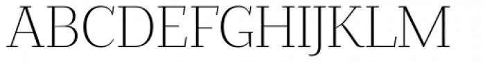 Magica Topaz X Light Font UPPERCASE