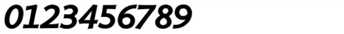 Magma II Bold Italic Font OTHER CHARS