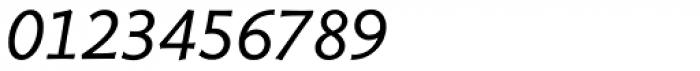 Magma II Italic Font OTHER CHARS