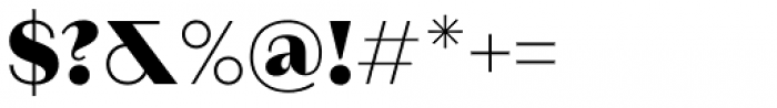 Magnat Head ExtraBold Font OTHER CHARS