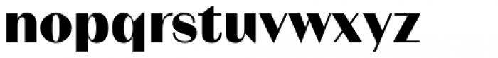 Magnat Head ExtraBold Font LOWERCASE