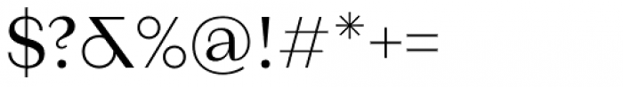 Magnat Head Regular Font OTHER CHARS