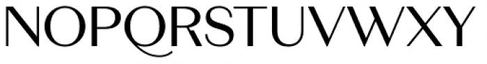 Magnat Head Regular Font UPPERCASE