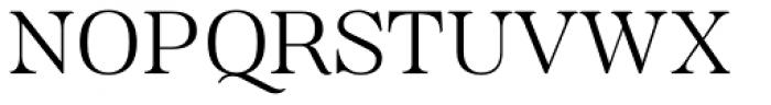 Magnel Display Book Font UPPERCASE