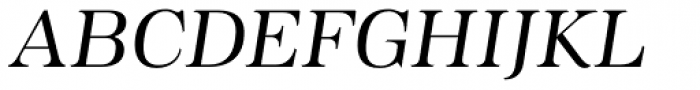 Magnel Display Italic Font UPPERCASE