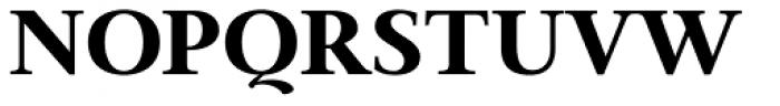 Magneta Black Font UPPERCASE