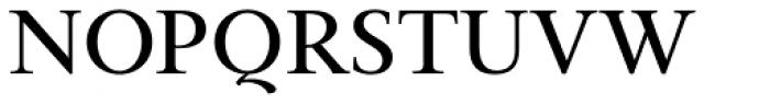 Magneta Medium Font UPPERCASE