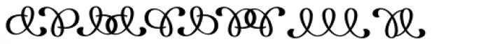 Magneta Ornaments Font OTHER CHARS