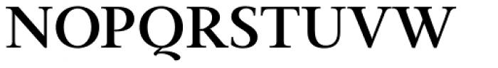 Magneta SemiBold Font UPPERCASE