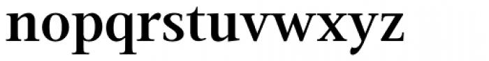 Magneta SemiBold Font LOWERCASE