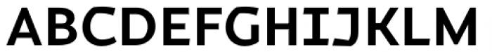 Magnetic Pro Bold Font UPPERCASE