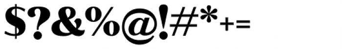 Magnolia Alt Black Font OTHER CHARS