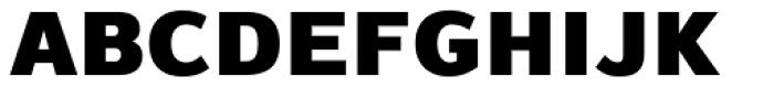 Magnum Sans Black Font UPPERCASE