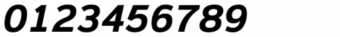 Magnum Sans Bold Oblique Font OTHER CHARS
